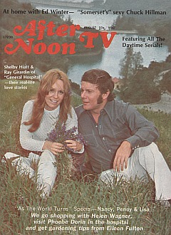 Afternoon TV August 1971
