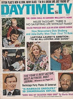 Daytime TV August 1972