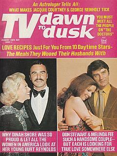 TV Dawn To Dusk August 1972