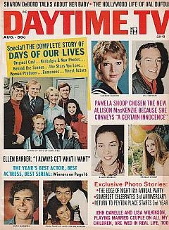 Daytime TV - August 1973