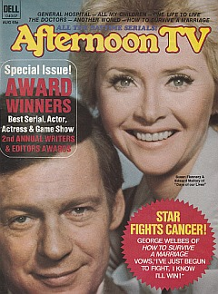 Afternoon TV August 1974