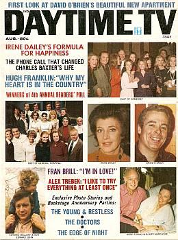 Daytime TV - August 1974