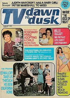 TV Dawn To Dusk August 1974