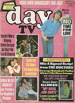 Day TV August 1975
