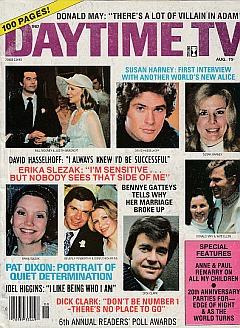 Daytime TV - August 1976