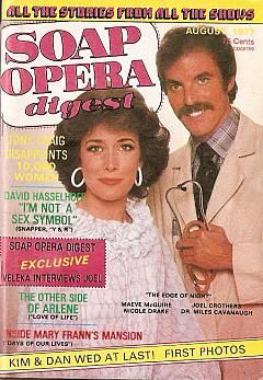 Soap Opera Digest August 1977