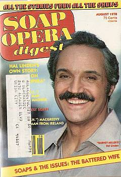 August 1978 issue of Soap Opera Digest