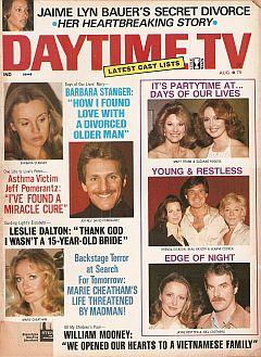 Daytime TV - August 1978