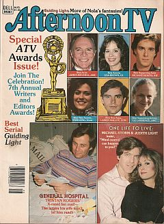 Afternoon TV August 1982