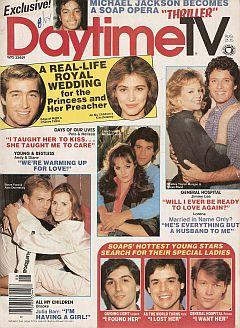 Daytime TV - August 1984