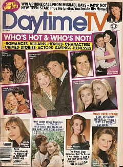Daytime TV - August 1989