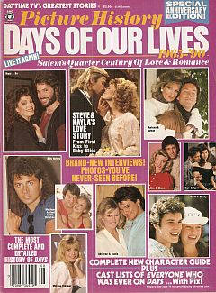 1990 Days Of Our Lives Picture History