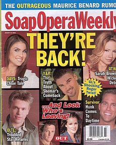 Soap Opera Weekly August 10, 2004