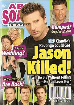 ABC Soaps In Depth August 10, 2009