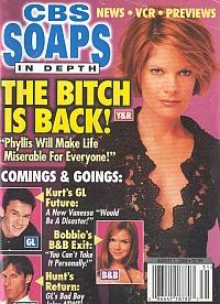CBS Soaps In Depth August 1, 2000
