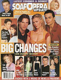 Soap Opera Update August 1, 2000