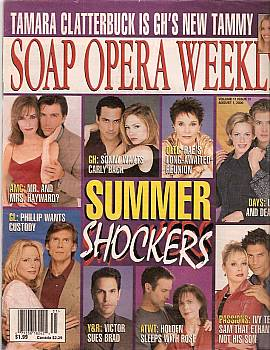 Soap Opera Weekly August 1, 2000