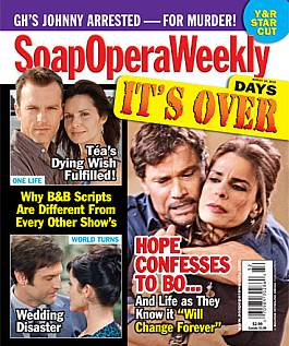 Soap Opera Weekly Aug. 10, 2010