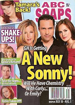 ABC Soaps In Depth August 1, 2006