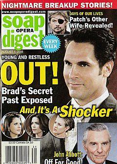 Soap Opera Digest Aug. 1, 2006