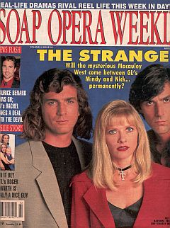 Soap Opera Weekly August 10, 1993