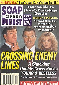 Soap Opera Digest - August 10, 1999