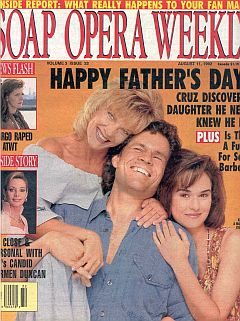 Soap Opera Weekly August 11, 1992