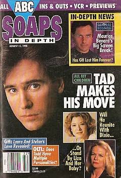 ABC Soaps In Depth - August 11, 1998