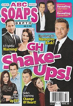 ABC Soaps In Depth Aug. 12, 2019