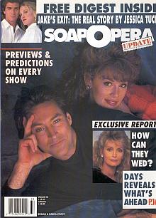 Soap Opera Update August 12, 1991