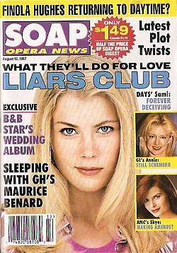 Soap Opera News August 12, 1997