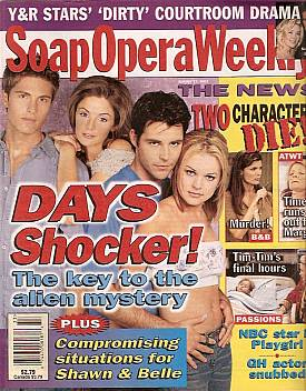 Soap Opera Weekly August 13, 2002