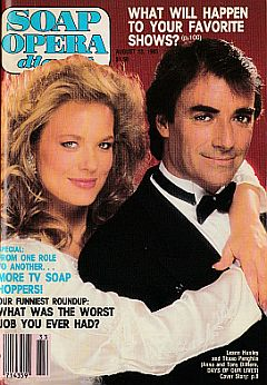 August 13, 1985 Soap Opera Digest