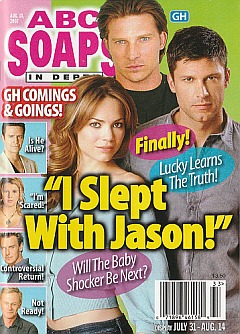 ABC Soaps In Depth August 14, 2007