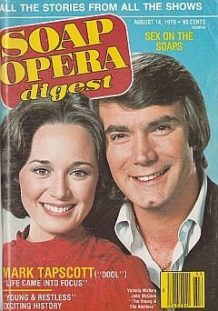 August 14, 1979 issue of Soap Opera Digest