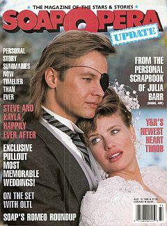 Soap Opera Update - August 15, 1988