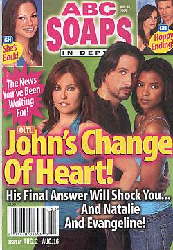 ABC Soaps In Depth August 16, 2005