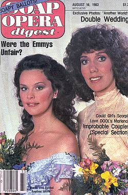 August 16, 1983 Soap Opera Digest