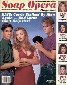 Soap Opera Magazine August 16, 1994