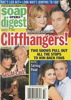 Soap Opera Digest Aug. 17, 2004
