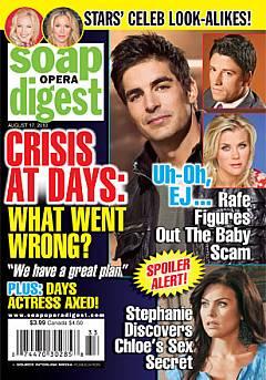 Soap Opera Digest August 17, 2010