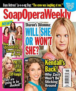 Soap Opera Weekly Aug. 17, 2010
