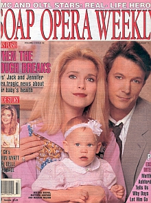 Soap Opera Weekly August 17, 1993