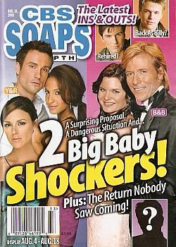 CBS Soaps In Depth August 18, 2008