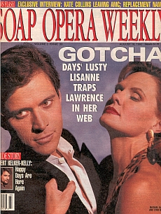 Soap Opera Weekly August 18, 1992