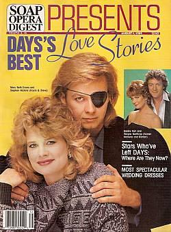 DAYS Best Love Stores - Aug 1, 1989