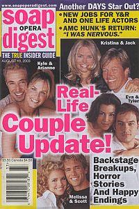 Soap Opera Digest Aug. 19, 2003