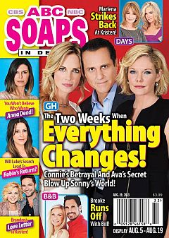 ABC Soaps In Depth August 19, 2013