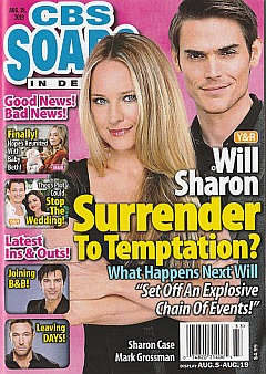 CBS Soaps In Depth Aug. 19, 2019