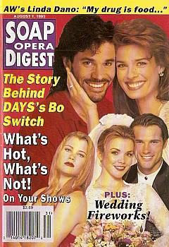 Soap Opera Digest - August 1, 1995